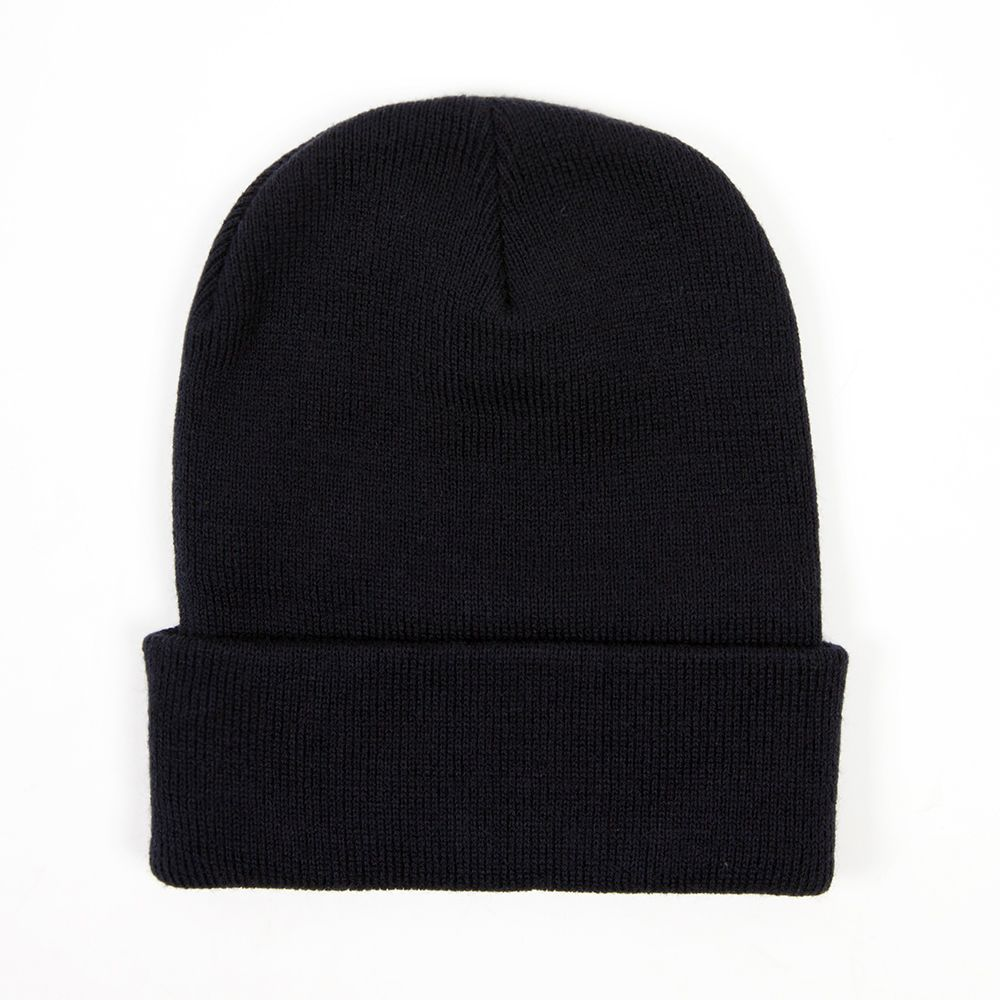 Шапка CAYLER & SONS Old Skwl Beanie (Deep Navy)