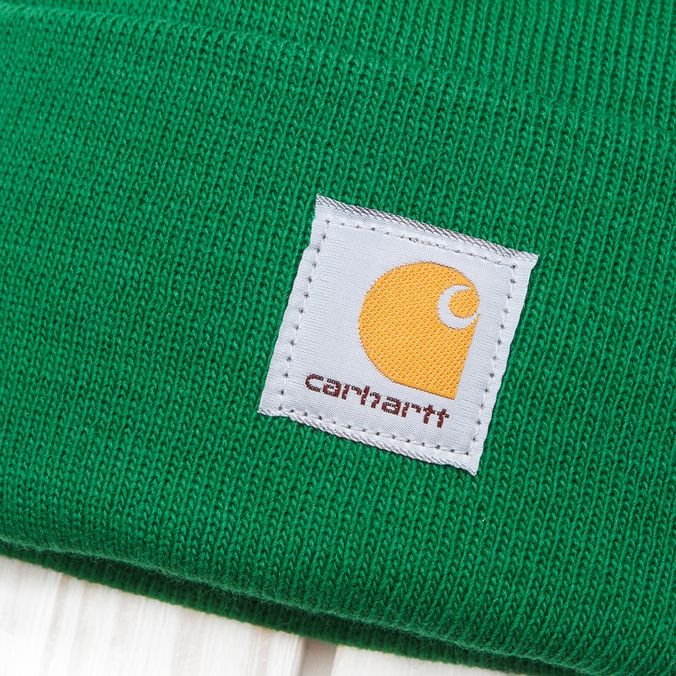 Шапка Carhartt A-18 Acrylic Watch Hat Greenland