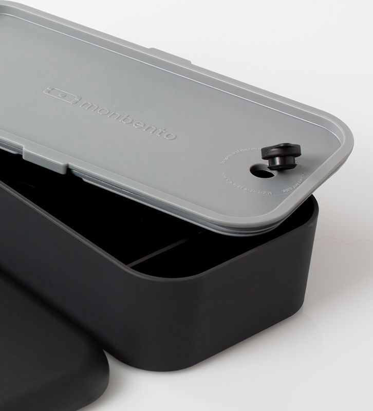 Ланчбокс Monbento MB Single Black