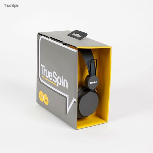 Наушники TRUESPIN BASIC HEADPHONE, grey (серый)