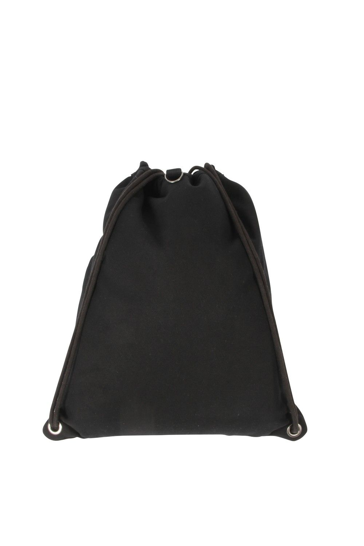 15efc33bf789 Рюкзак-мешок холщовый Mi-Pac Premium Kit Gym Bag Canvas Black,13l ...