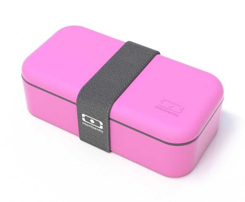 Ланчбокс Monbento MB Single Pink