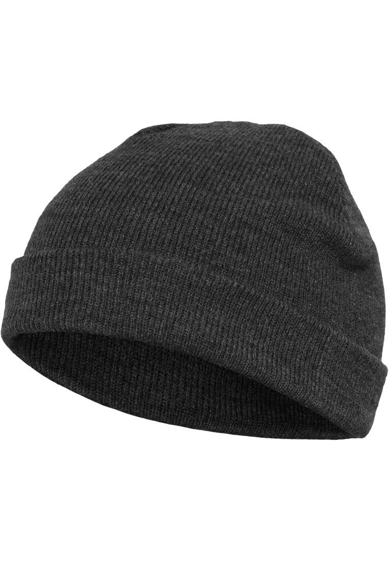 FLEXFIT Шапка Heavyweight  Beanie charcoal