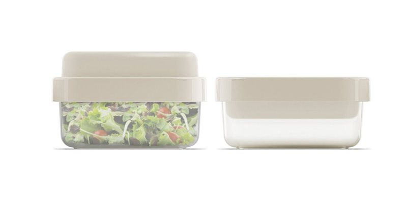 Ланчбокс Joseph Joseph GoEat Salat Box Grey