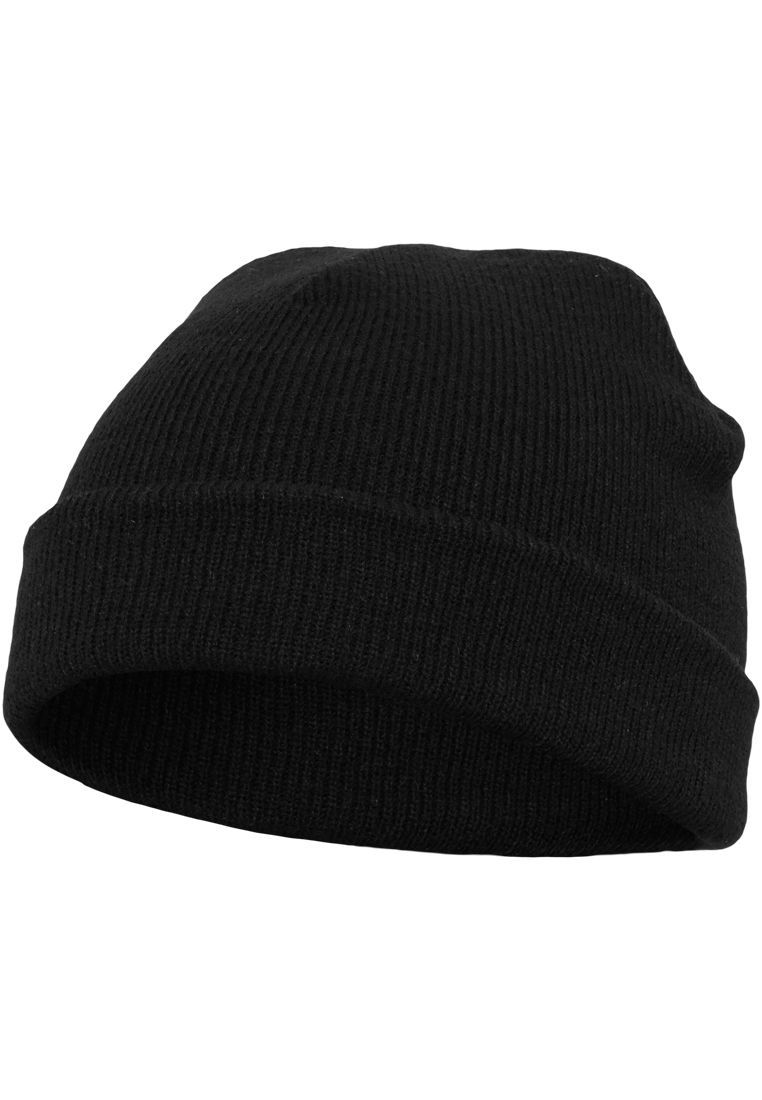 FLEXFIT Шапка Heavyweight  Beanie black