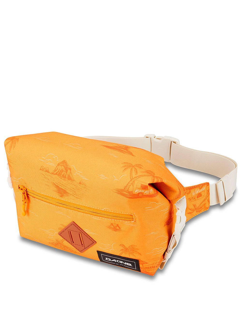 Сумка Dakine Mission SURF ROLL TOP SLING Pack OCEANFRONT