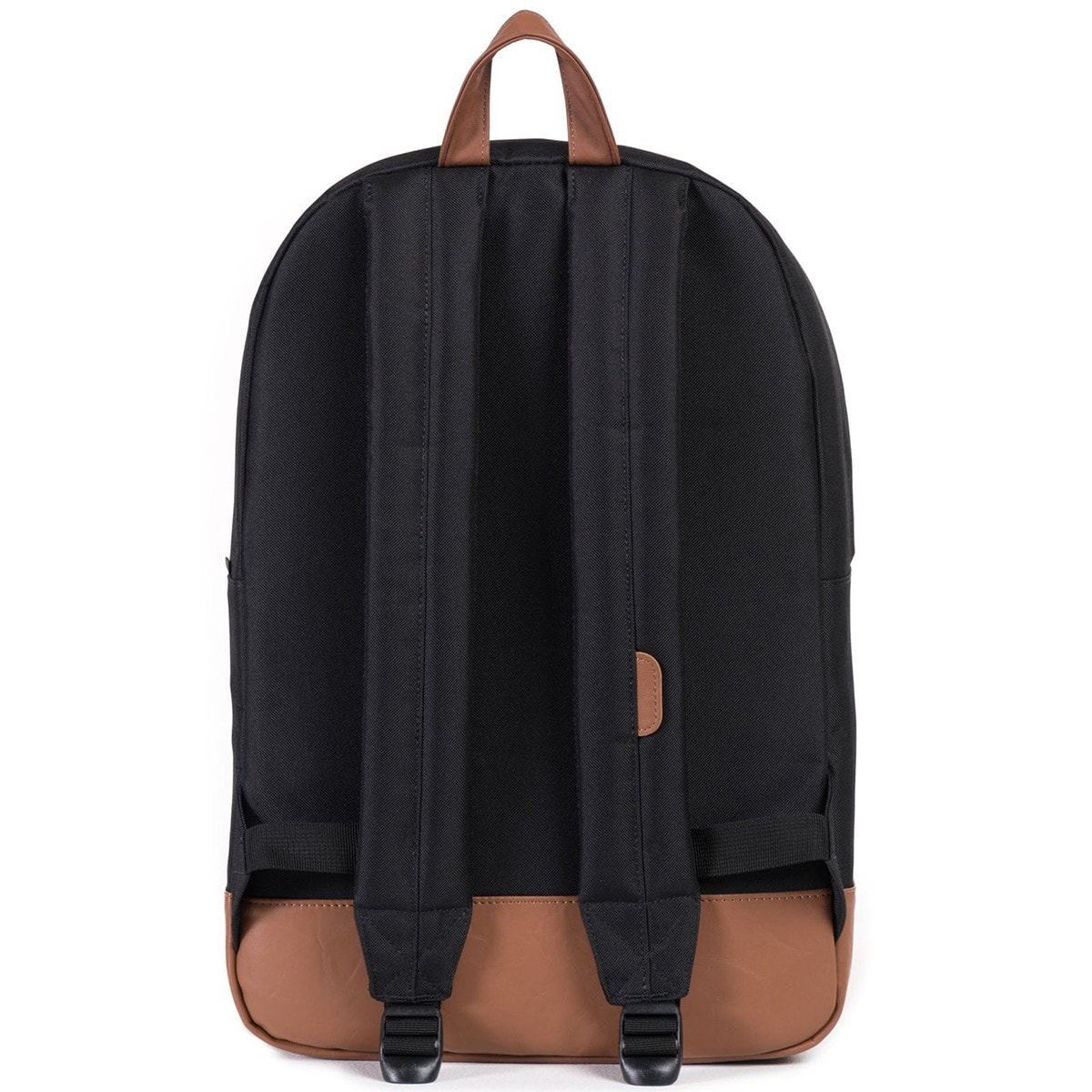 Рюкзак Herschel Heritage Black/Tan Synthetic Leather 21,5l