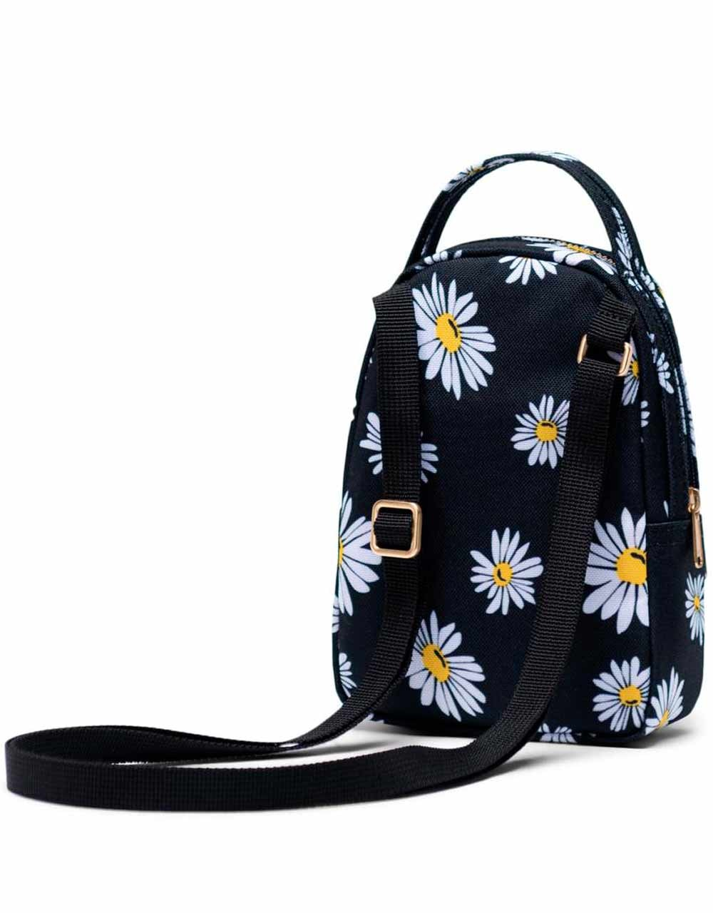 Сумка Nova Crossbody, Daisy Black