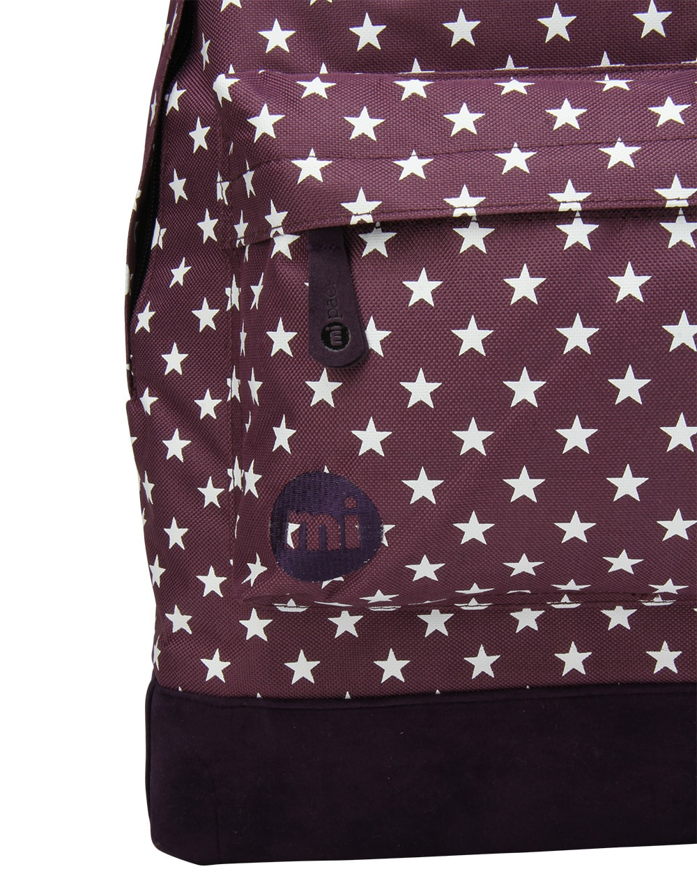 Рюкзак Mi-Pac All Stars Plum/Navy, 17л