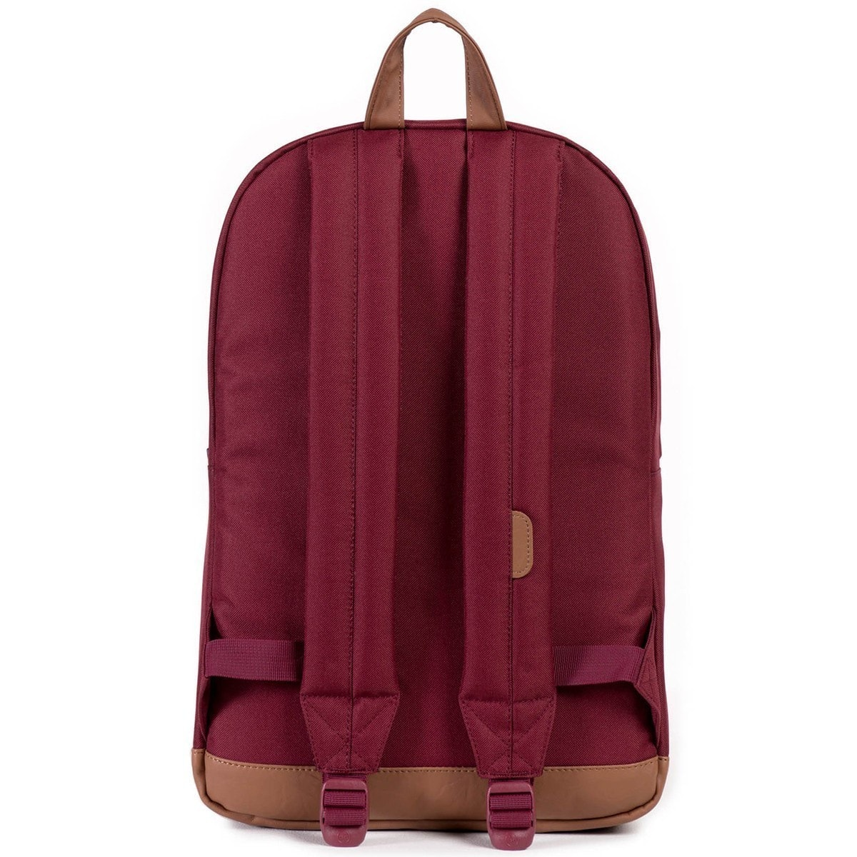 Рюкзак Herschel Pop Quiz WINDSOR WINE/TAN SYNTHETIC LEATHER