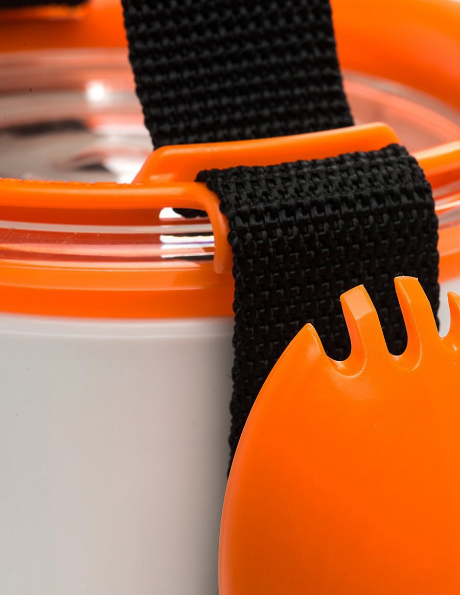Ланчбокс Black+Blum Lunch Pot  Orange