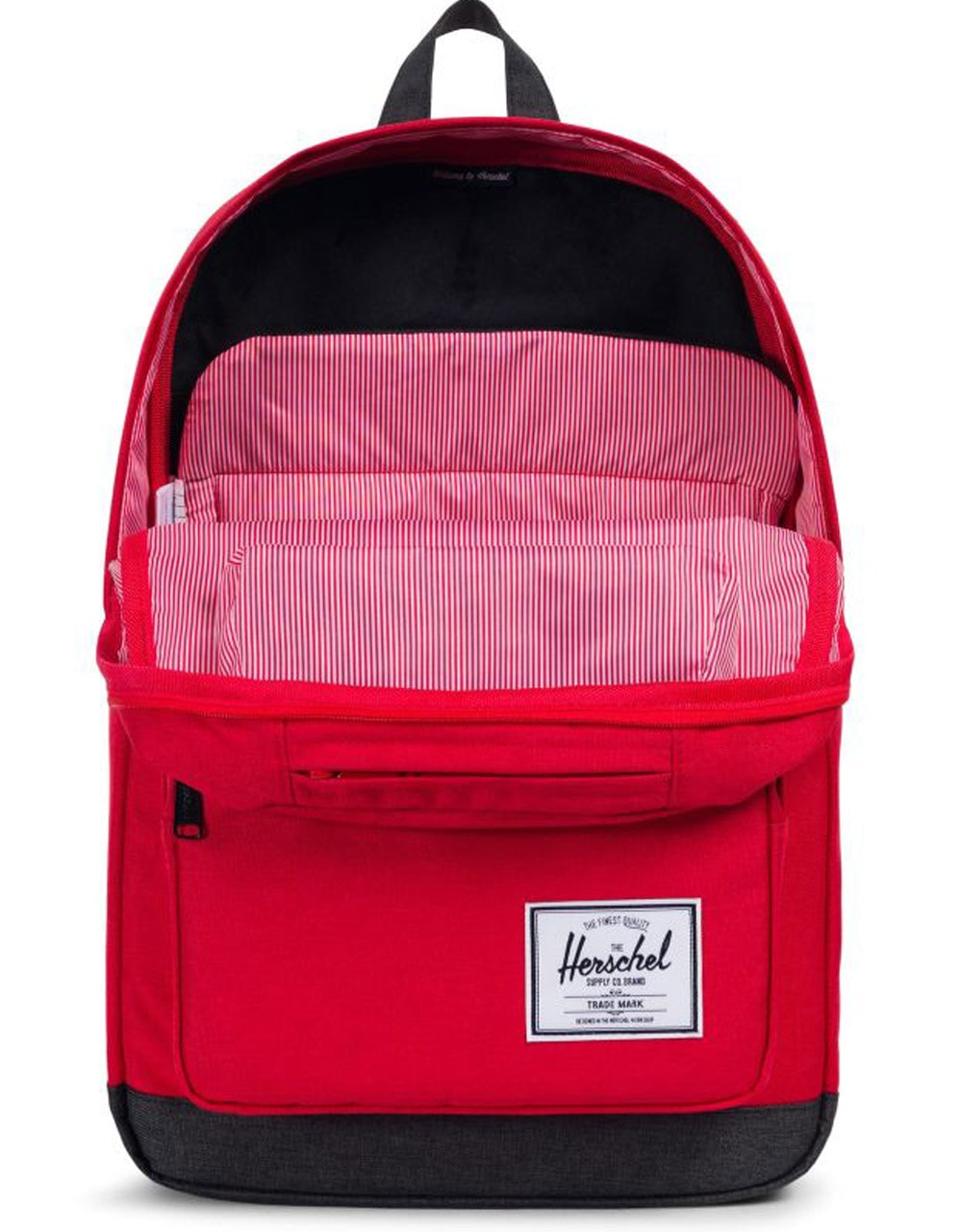Рюкзак Herschel Pop Quiz Barbados Cherry Crosshatch/Black  Crosshatch