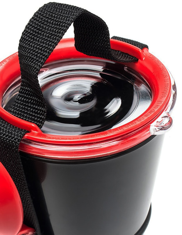 Ланчбокс Black+Blum Lunch Pot Black