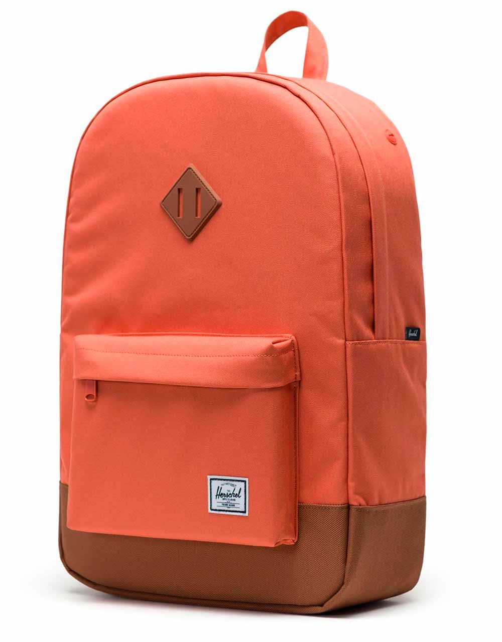 Рюкзак Herschel Heritage Apricot Brandy/Saddle Brown,