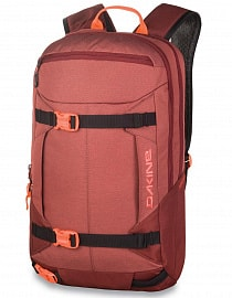 Dakine Women's Mission PRO 18L Burnt Rose