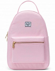 Рюкзак Herschel Nova Small 14l, Pink Lady Crosshatch