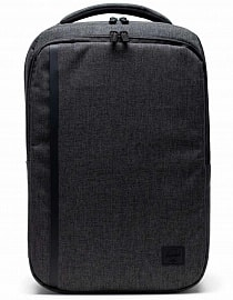 Рюкзак Herschel Travel Daypack 20l, Black Crosshatch