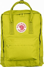 Рюкзак Fjallraven Kanken 16l, Birch Green (неон)