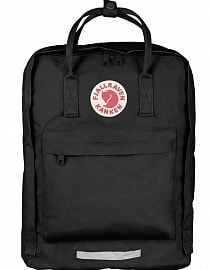 Рюкзак Fjallraven Kanken BIG 20l, Black (черный)