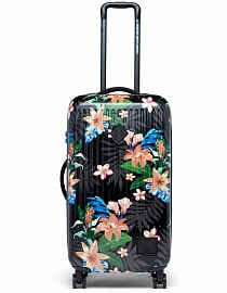 Чемодан Herschel Trade Medium Summer Floral Black/Ash Rose
