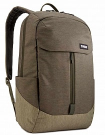 Рюкзак городской Thule Lithos Backpack 20L -  Forest Night/Lichen