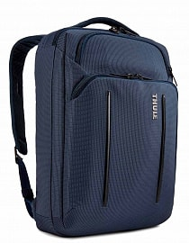 "Thule Crossover 2 Convertible Laptop Bag Dark 15.6"" - Dark Blue"