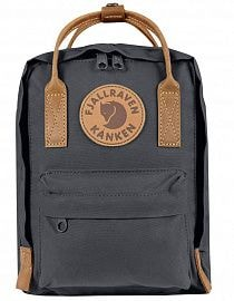 Fjallraven Kanken №2 Mini 7l, Super Grey (046)