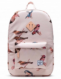 Рюкзак HERSCHEL Heritage 21,5l Natural Birds