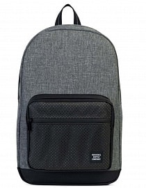 Рюкзак Herschel Pop Quiz Raven Crosshatch/Black