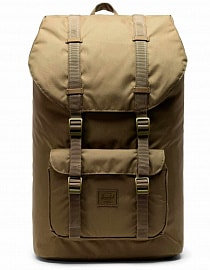 Рюкзак Herschel Little America Light 25l, Khaki Green