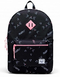 Рюкзак Herschel Heritage Youth X-Large 20l, Meow