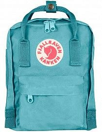 Fjallraven Kanken Mini 7l, Sky Blue (501)