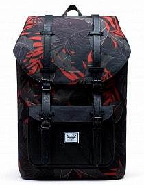 Рюкзак HERSCHEL Little America Dark Olive Palm, 25l