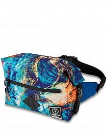 Сумка Dakine Mission SURF ROLL TOP SLING Pack KASSIA ELEMENTAL