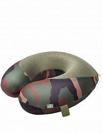 Подушка для путешествий HERSCHEL MEMORY FOAM PILLOW, woodland camo