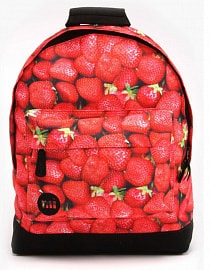 Рюкзак Mi-Pac PREMIUM Sublimated Strawberry red, 17л