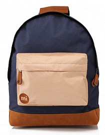 Рюкзак Mi-Pac Tonal Two Tone Navy/Light Brown, 17л