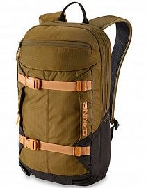 Dakine Mission PRO 18L DARK OLIVE/BLACK