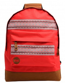 Рюкзак Mi-Pac Nordic Bright red, 17л