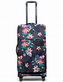 Чемодан Herschel Highland Medium, Summer Floral Black