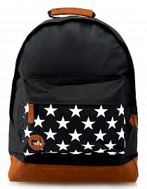 Рюкзак Mi-Pac Pocket Prints Stars Black, 17л