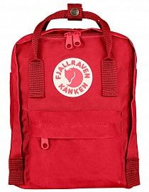 Fjallraven Kanken Mini 7l, Deep Red (325)