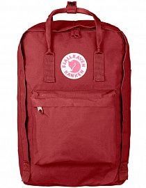 Рюкзак Fjallraven Kanken Laptop 17'', Ox red (326)