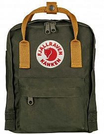 Fjallraven Kanken Mini 7l, Deep Forest-Acorn (662-166)