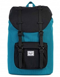 Рюкзак HERSCHEL LITTLE AMERICA MID-VOLUME O.DEPTHS GRID/BL, 17L