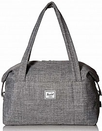 Сумка Herschel Strand Small, Raven Crosshatch