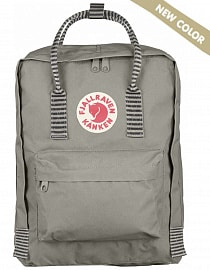 Рюкзак Fjallraven Kanken 16l, Fog-Striped (New colour)