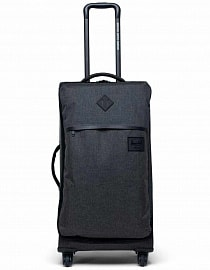 Чемодан Herschel Highland Medium, Black Crosshatch