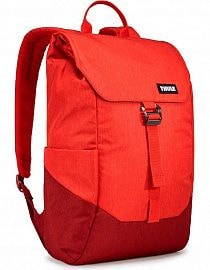 Рюкзак Thule Lithos Backpack 16L - Lava/Red Feather