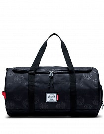 Сумка Herschel Independent Sutton Carryall, Independent Multi Cross Black